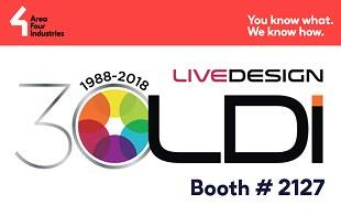 Come see us at LDI!