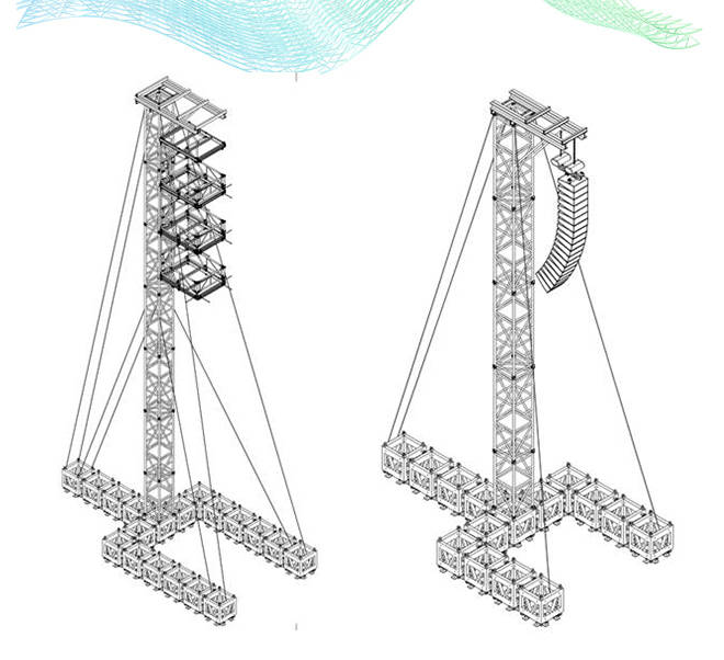 Heavy-Duty Flyintower with Extreme Versatility