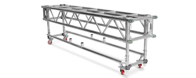 PR60 Pre-rig - Truss for Supporting & Transporting Lights