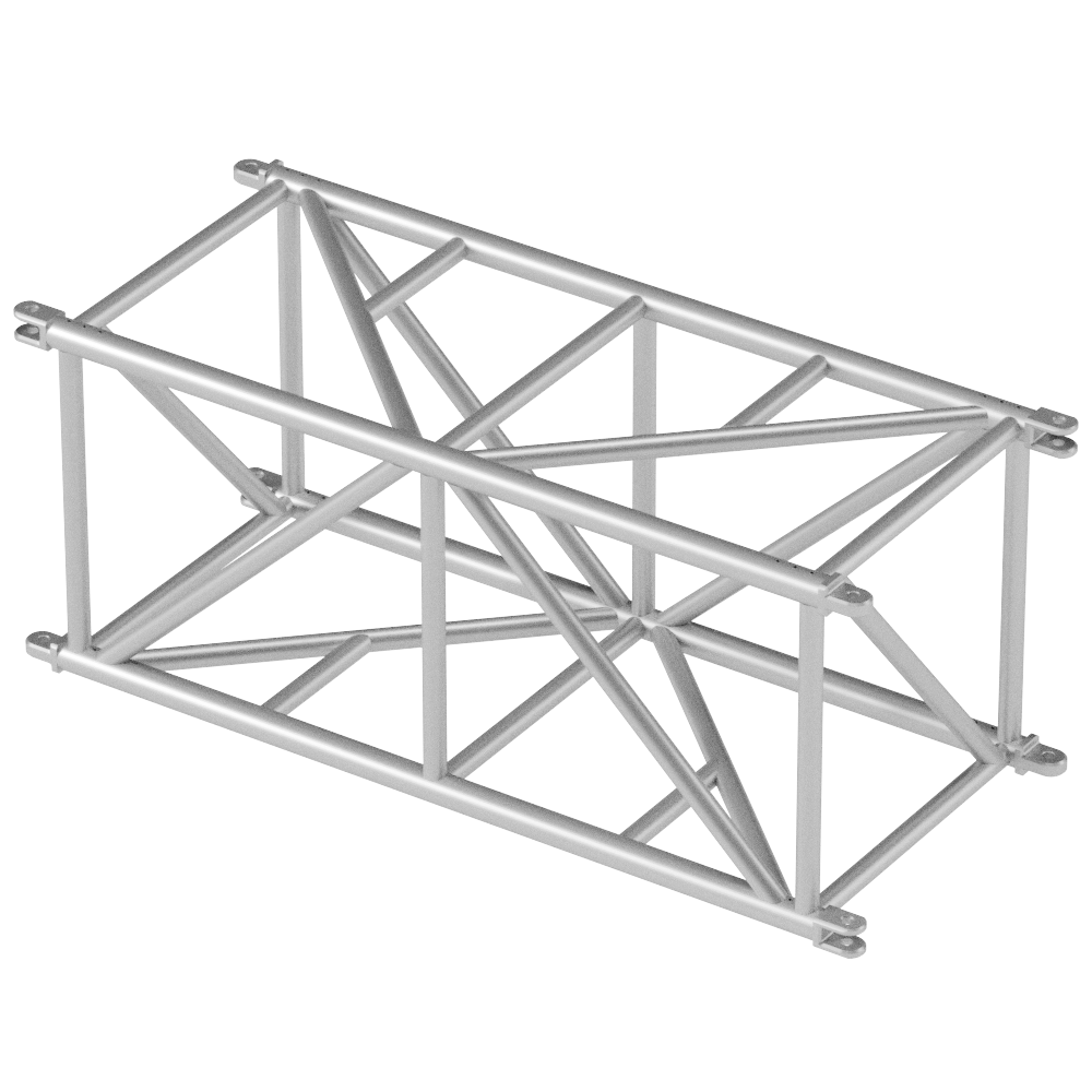 QL85A - Square, High Load Truss