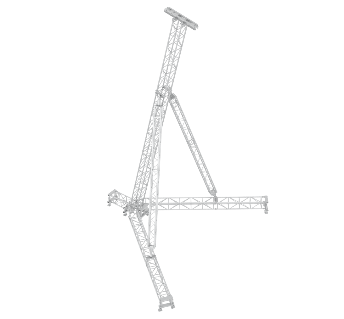 FLYINTOWER 10-1.600 - Support tower for 1,600kg up to 10m