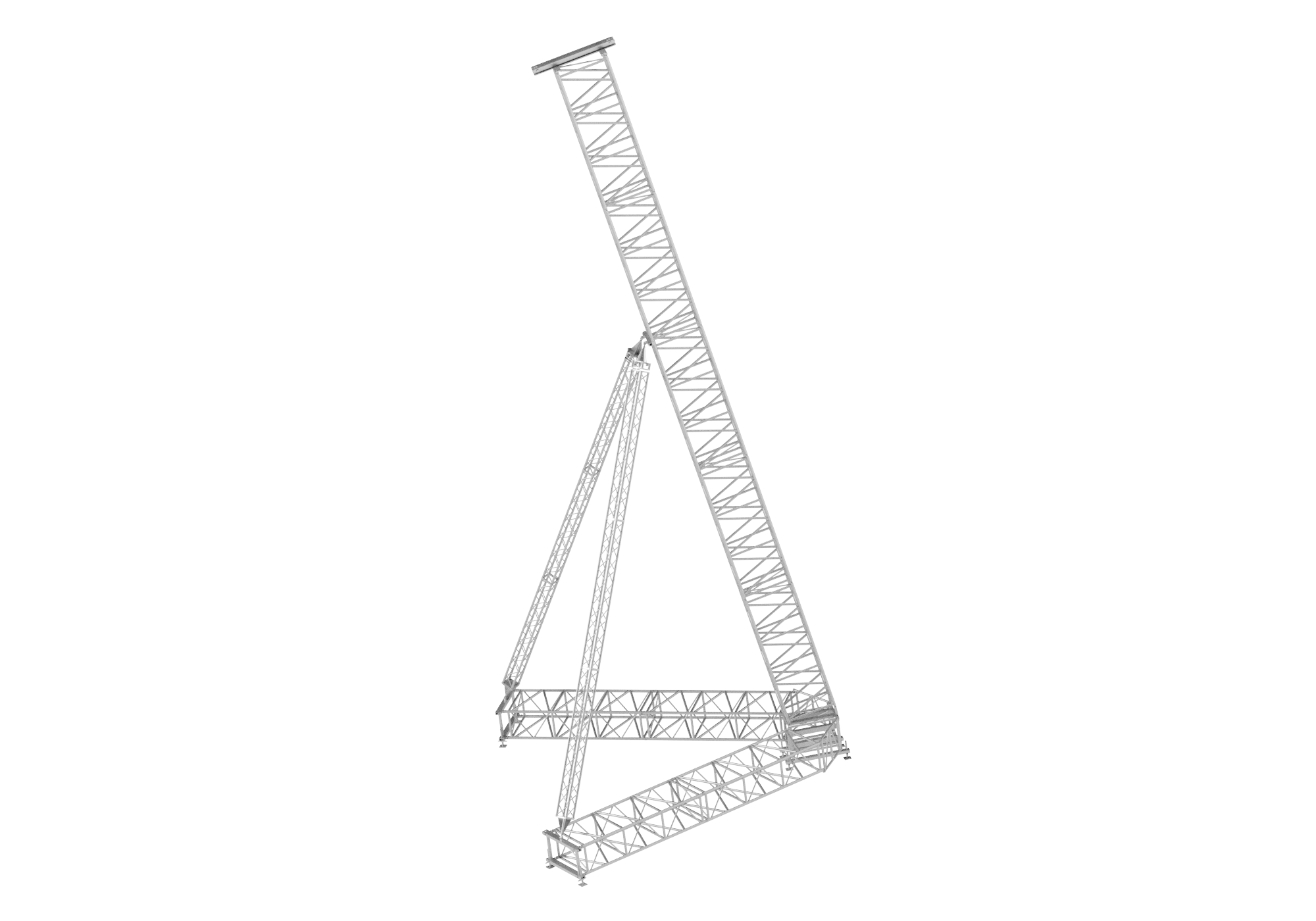 FLYINTOWER 16-2.000 - Support tower for 2,000kg up to 16m