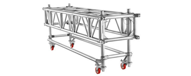 Pre-rig - Truss for Supporting & Transporting Lights