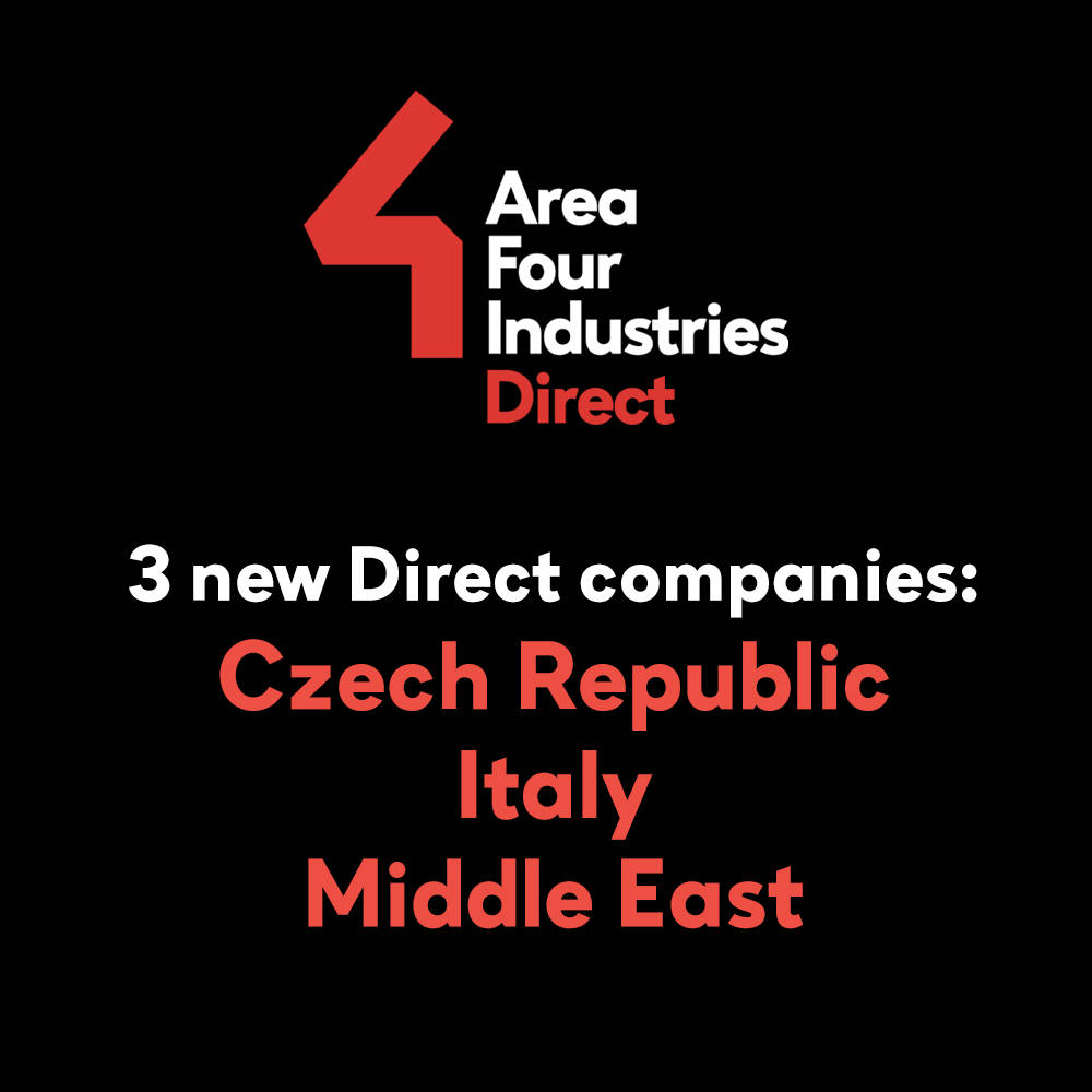 Area Four Industries Opens Three New Direct companies