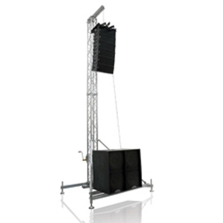 FLYINTOWER 6-300 - Compact for PA Tower h6.0m, SWL300kg)
