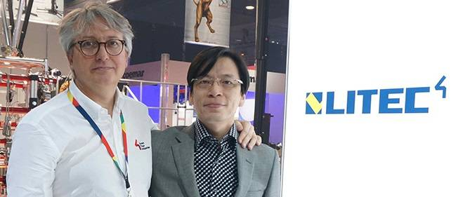 Louis Teo joins LITEC as Sales Director for APAC