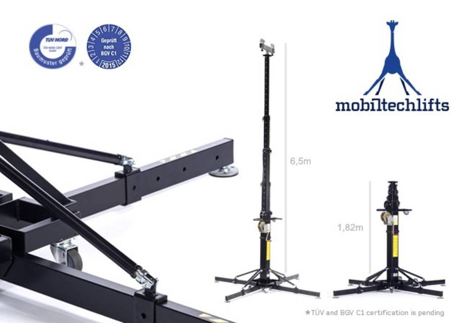 ML2 Telescopic Lift