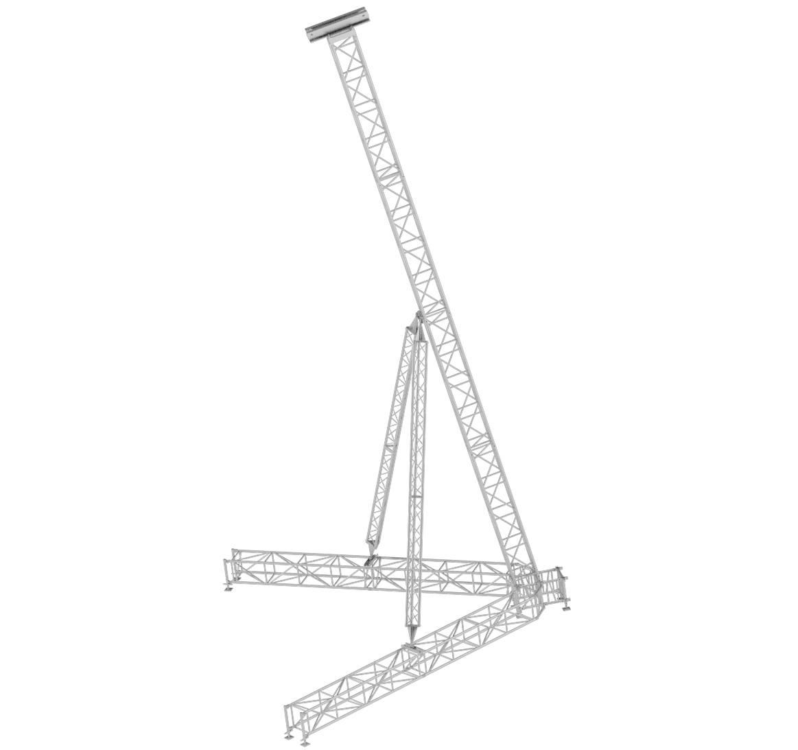 FLYINTOWER 13-1.400 - Support tover for 1,400kg up to 13m